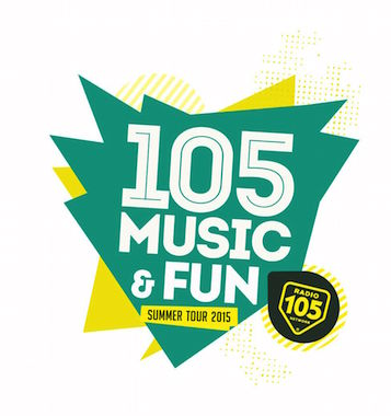 Parte da Peschici il 105 Music & Fun 2015
