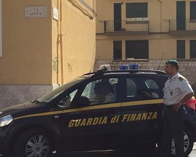 Bari confisca 600 mila euro