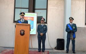 Avvicendamento Comandante Provinciale Gdf Taranto
