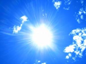 Meteo previsioni del tempo sole caldo