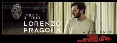 Lorenzo Fragola al Demodè