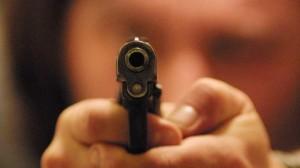Pistola sparatoria
