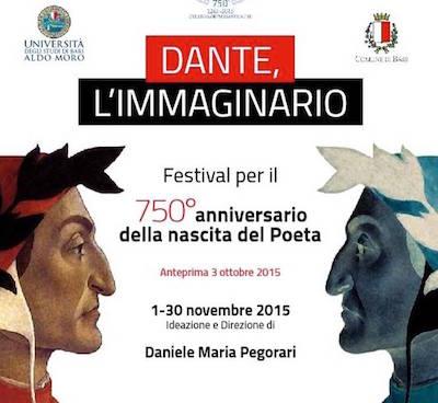 Bari Dante, l'immaginario