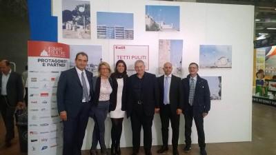 Bari, il vicesindaco Brandi e l'assessora Palone al SAIE di Bologna per il convegno nazionale di CNA Installazione Impianti