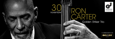 Ron Carter a Foggia