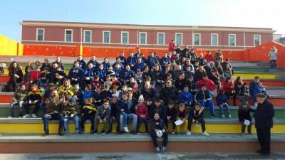 Nazionale Calcio a 5 a Bari