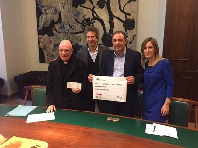 donazione 4 mila euro caritas lecce