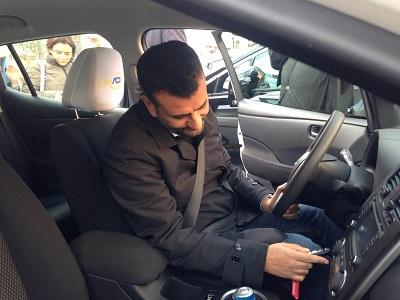 presentazione car sharing bari