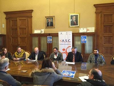 presentazione uniti per la pace bari