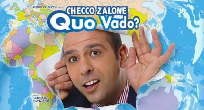 """Locandina """"Quo Vado?"""""""