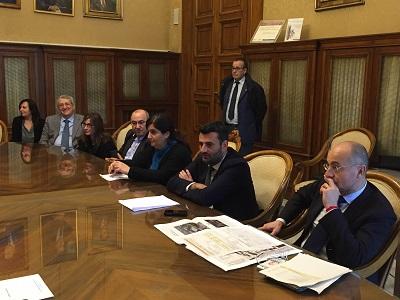conferenza stampa polo bibliotecario rossani