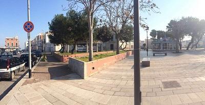 sopralluogo piazza san francesco bari