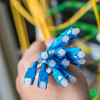 connettori fibra