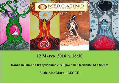 Lecce antichi riti ancestrali femminili tra spiritismo e - Mercatino dell usato lecce ...