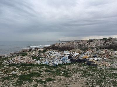 rifiuti ponente