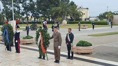 festeggiamenti 71° anniversario liberazione bari