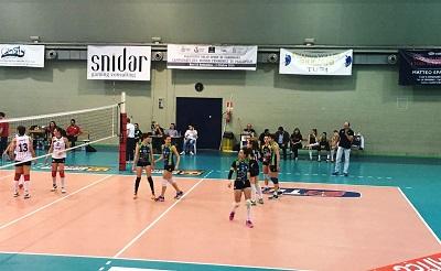 va alla Comes Taranto il derby di B2 femminile