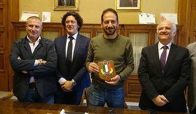 conferenza stampa trofeo rugby Puglia