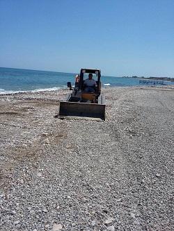 lavori spiagge