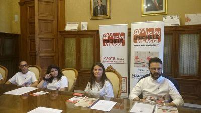 conferenza stampa l'arte della sicurezza
