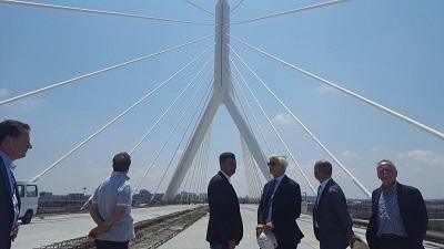 asse ponte nord-sud