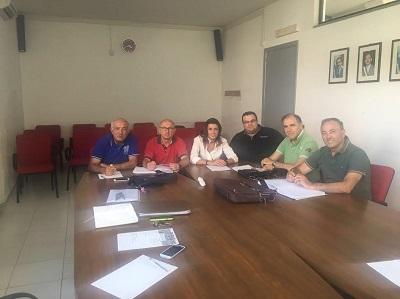 commissione IV municipio - palone