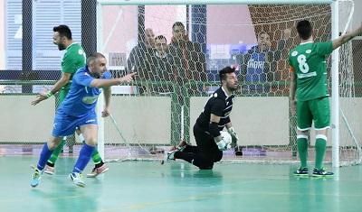 albanese futsal andria