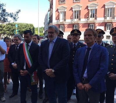 cerimonia strage di bologna