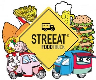logo street food track