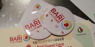 gadget bari guest card
