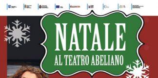 Canti di Natale all'Abeliano_locandina