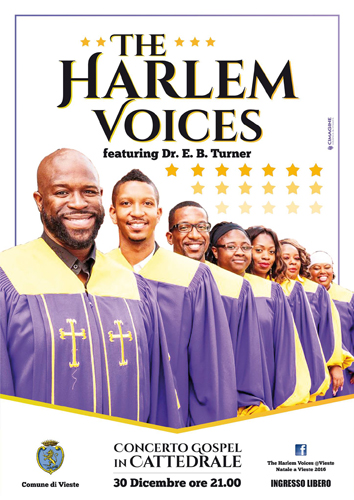 The Harlem Voices Vieste