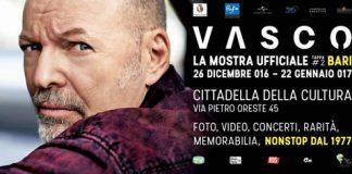 Vasco la mostra ufficiale a Bari