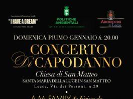 concerto capodanno Lecce