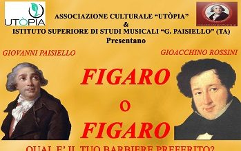 locandina spettacolo Figaro e Figaro