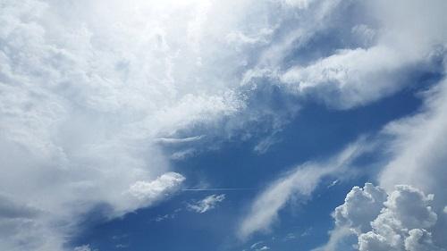 vento cielo