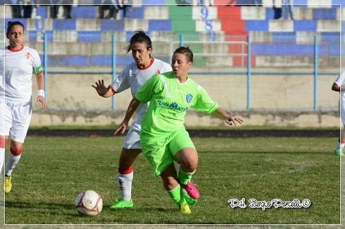 Apulia Trani-Grifone 1-0