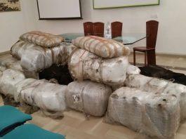 Lecce sequestro droga 510 chilogrammi