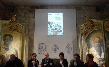 conferenza stampa mostra primo levi