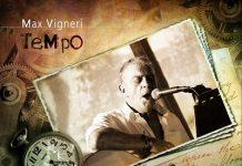 copertina album 'tempo' max vigneri