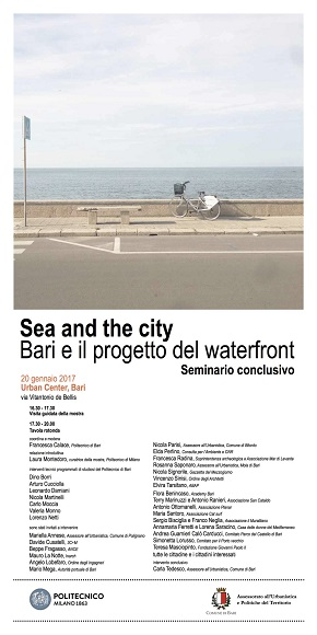 locandina sea and the city tavola rotonda conclusiva