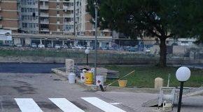 parcheggio clementina perone