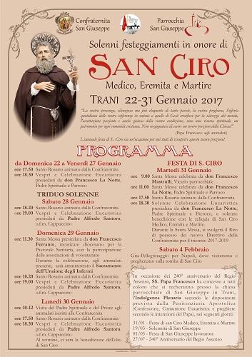 San Ciro 2017
