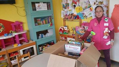 strumentazione donata a pediatria lecce