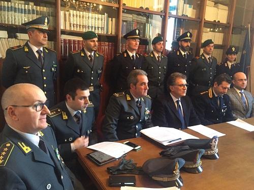 Bari operazione Paola-Caporalato