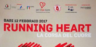 Running Heart 2017 a Bari
