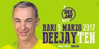 locandina deejay ten Bari