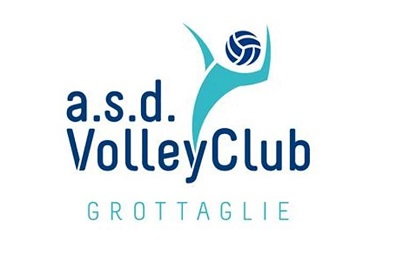 logo asd volley club grottaglie