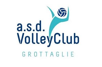 logo asd volley club grottaglie