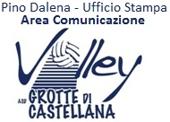 logo grotte di castellana volley